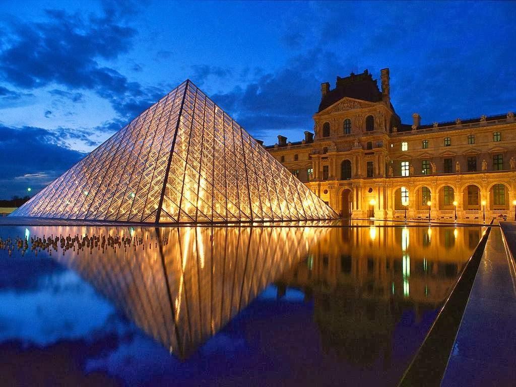 法國羅浮宮旅遊