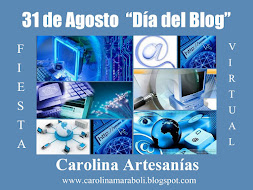 "Mi primera fiesta Virtual: ""Día del Blog"" 2011"