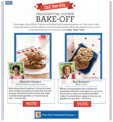 Presidential Cookie Bake Off   Image Galleries   Top Pictures