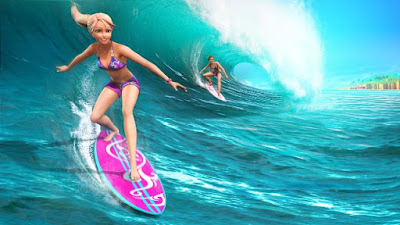 Gambar wallpaper Barbie in A Mermaid Tale
