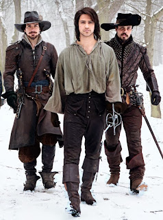 LOS MOSQUETEROS (THE MUSKETEERS) TEMPORADA 1 ONLINE