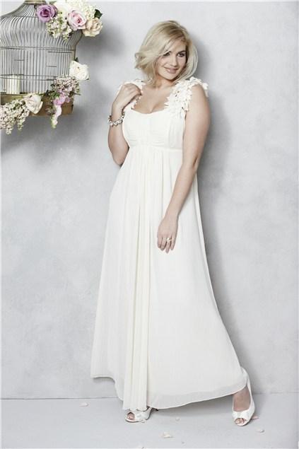 Sweet Wedding Memory: Dresses for curvy brides
