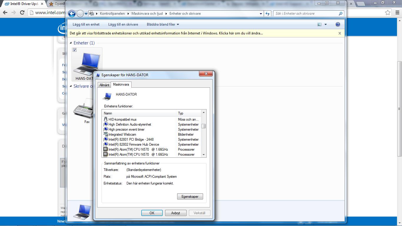 skärmdump dator windows 7