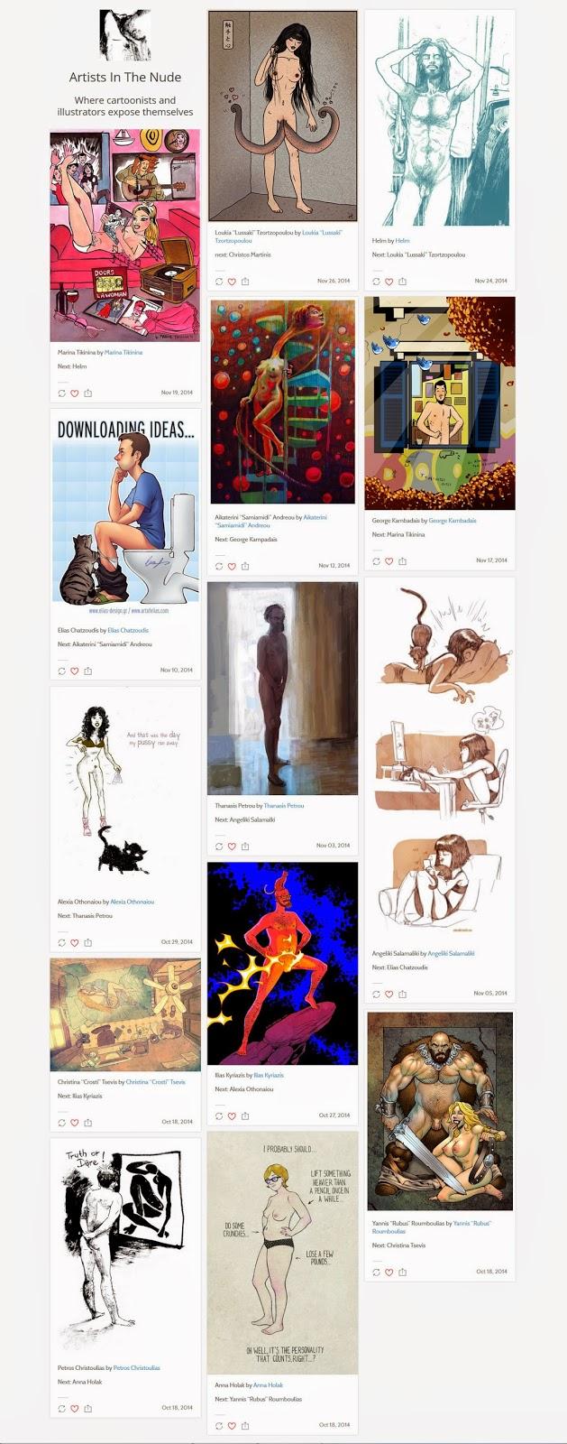 http://artistsinthenude.tumblr.com/