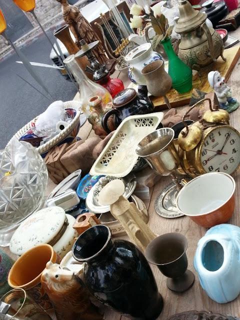 Haifa's flee market