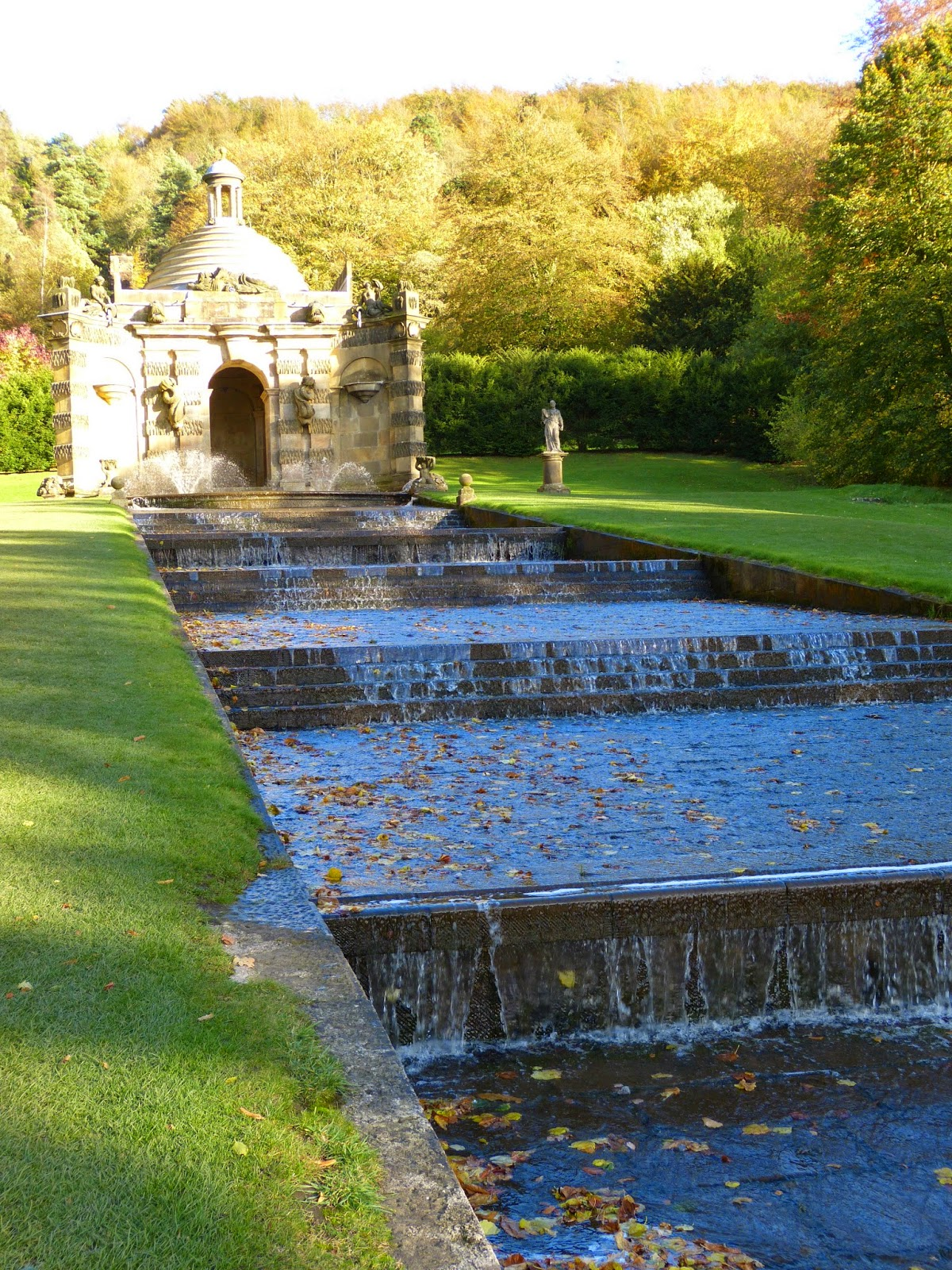 The Cascade, Chatsworth