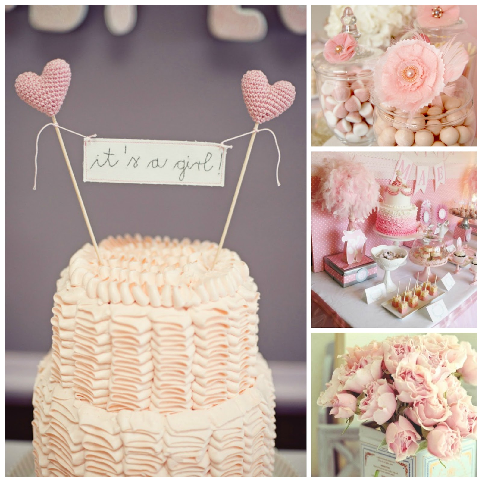 Vintage baby shower cake ideas car interior design for Estilo vintage