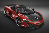 McLaren 650S Can-Am (2016) Front Side