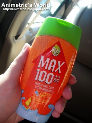 Beach Hut Max SPF 100++ Review