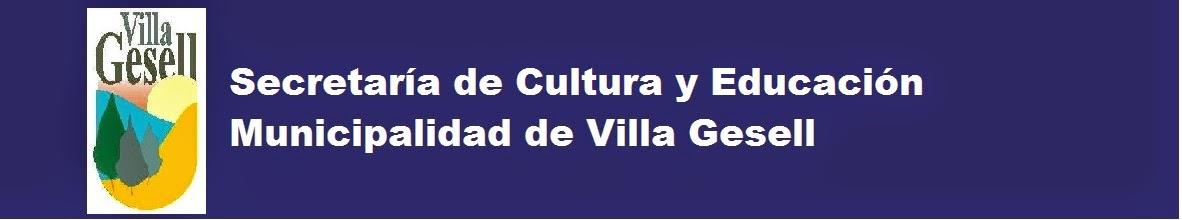 Secretaria de Cultura y Educación