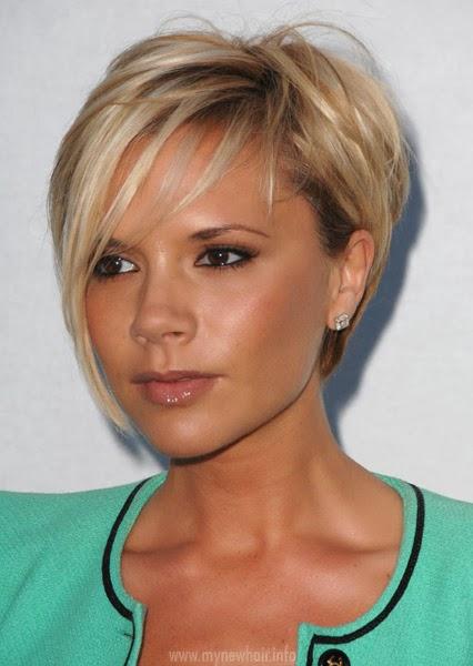 Hairstyles 2014 - Short Hairstyle Victoria Beckham