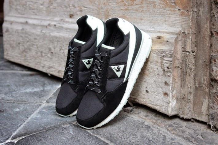 Le Coq Sportif, Eclat, Glow in the Dark, sneakers, zapatillas, calzado, sportstyle, sportwear, Suits and Shirts,