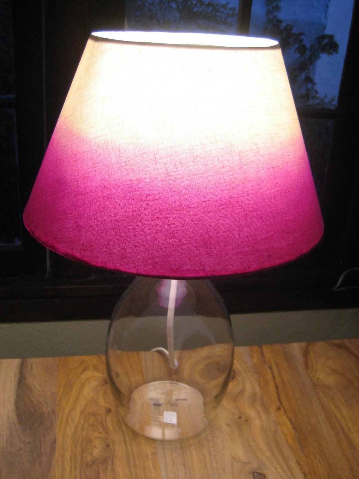 Как делать абажуры для настольных ламп своими руками 12
