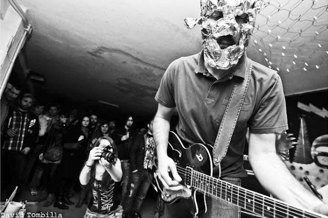 Foto de David Tombilla. Nuevo disco de Unicornibot. http://psychoner.blogspot.com.es