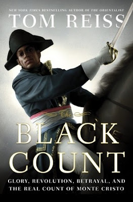 book cover of The Black Count by Tom Reiss