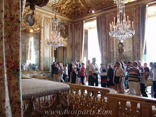 Версаль. Комната королевы