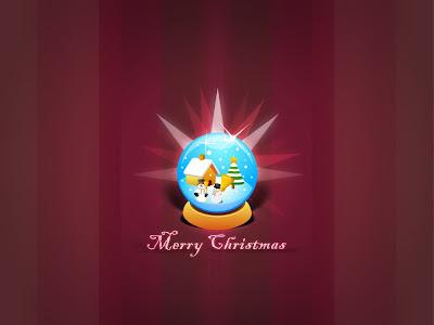 Merry Christmas 3d