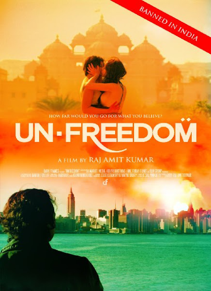 Poster Of (18+) Un-freedom 2015 1CD HDRip Hindi