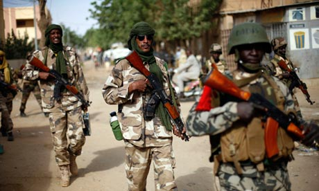 Chadian army kills 100 Boko Haram militants