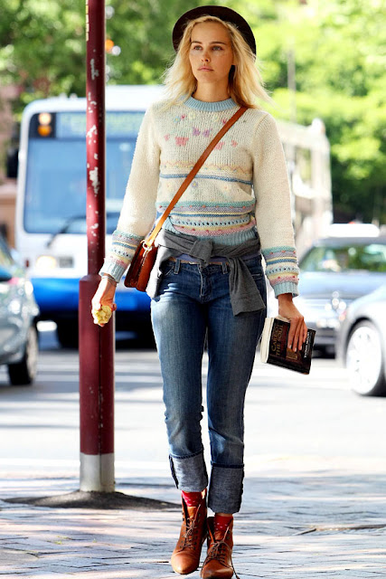 Hippie Bohemian Style By Isabel Lucas!