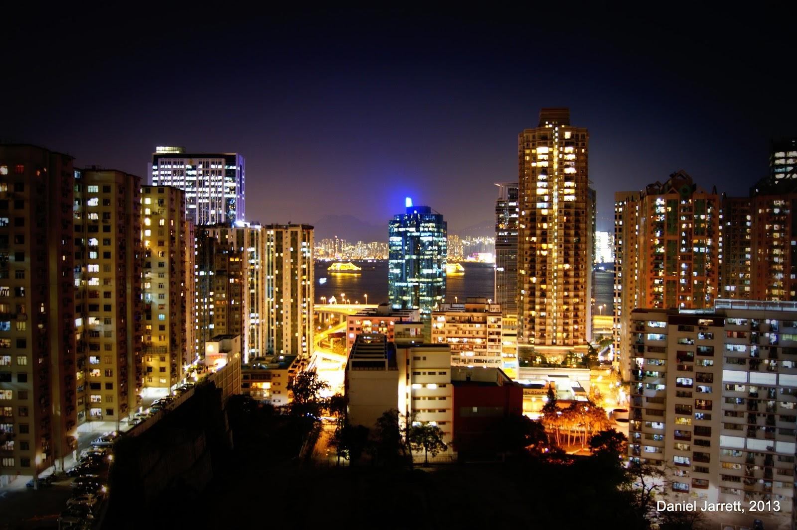Hong Kong Night Views