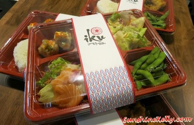 IKU Bento Box