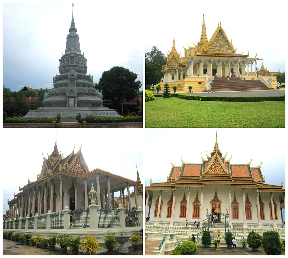 templos y pagodas
