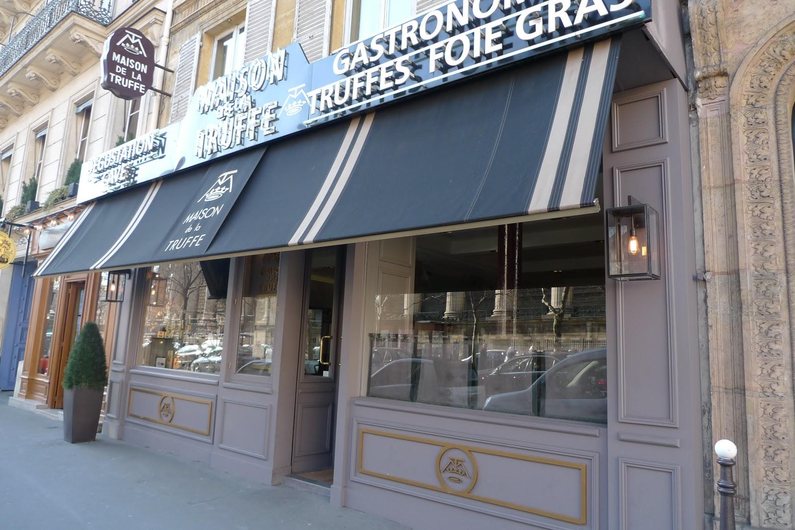 Ms ellaneous a fine dining experience maison de la - La maison de la truffe ...