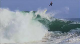 surf the wedge Wayfaring Wedge