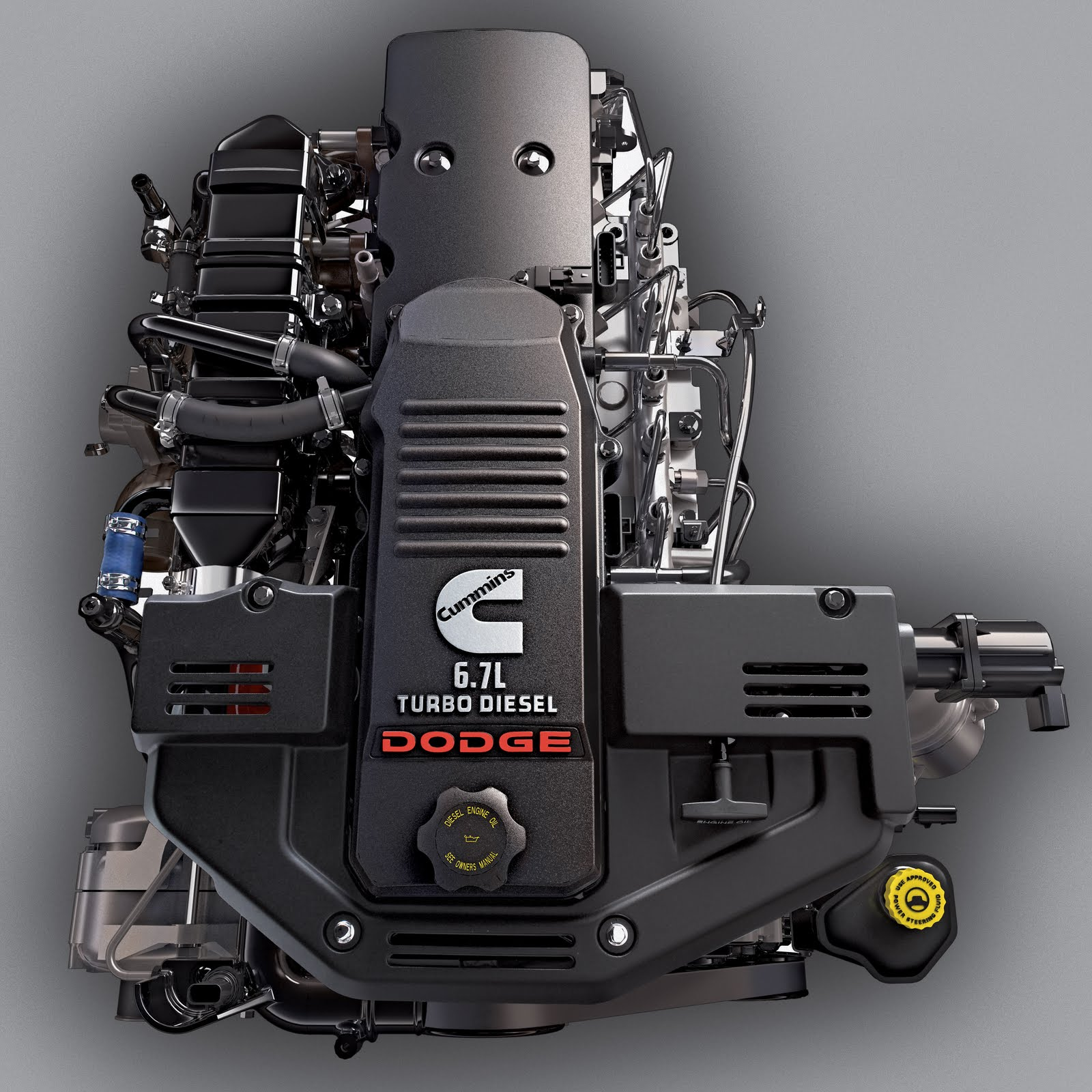 the 6 7l power stroke and