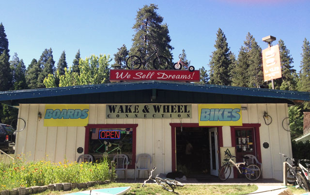 Wake and Wheel shop