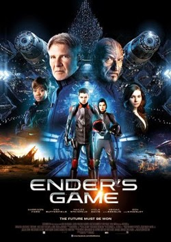 Enders Game 2013 poster