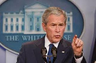 George Bush Tokoh-Tokoh Dunia Yang Jadi Nama Hewan