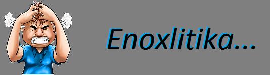 Enoxlitika