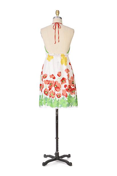 Anthropologie Butterfly Meadow Dress