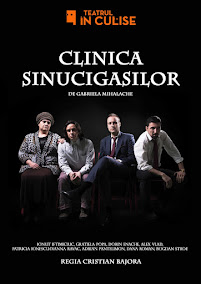 CLINICA SINUCIGAȘILOR (teatru)