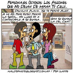 Humor por Laffe
