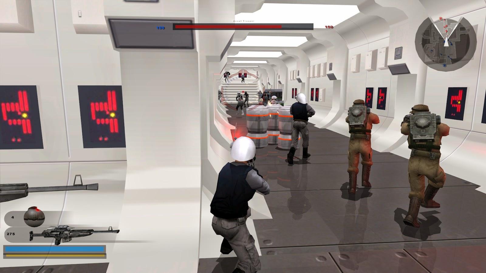Star Wars: Battlefront II Tantive IV