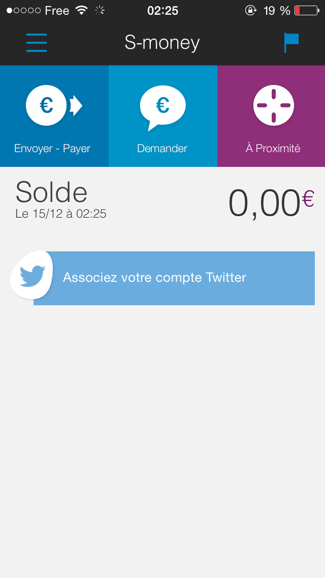s-money application esteban applications