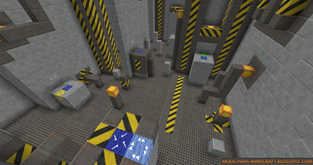 Nivel 4 del mapa Jump Arena 1.8