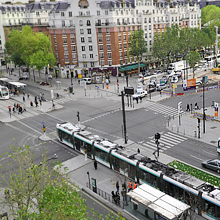 paris 14 info brune ch 194 tillon maud huy travaux d 201 t 201 prolongement du tram t3 et interruption