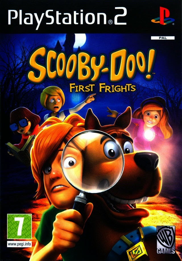 Scooby-Doo First Frights Game Free