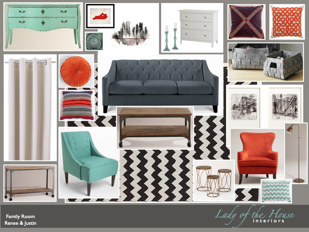 Urban Vintage Modern House Interior Design