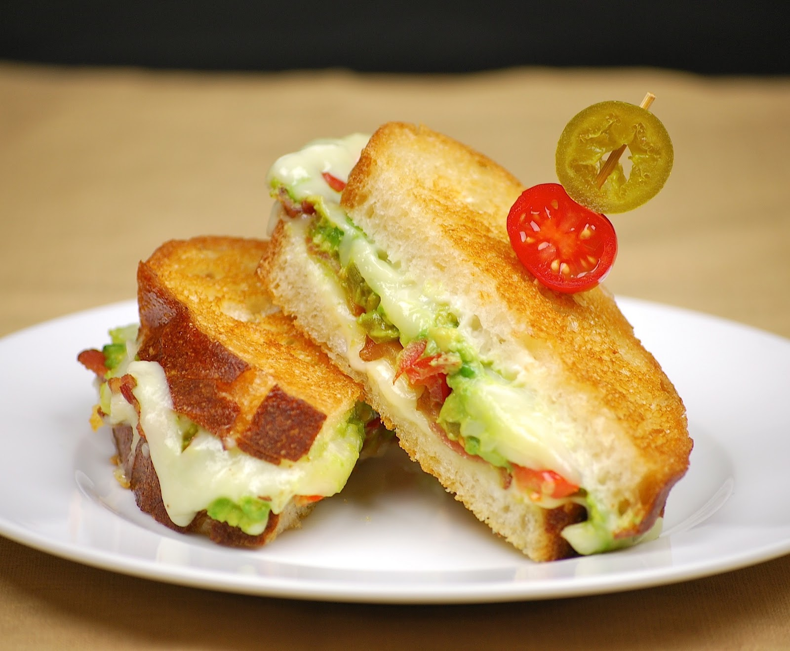 Tasty Trials: The blues and grilled cheese sandwiches