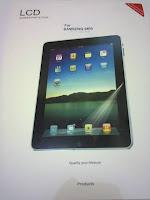 Anti Gores / Screen Guard Anti Glare Samsung Galaxy Tab 7.7 P6800