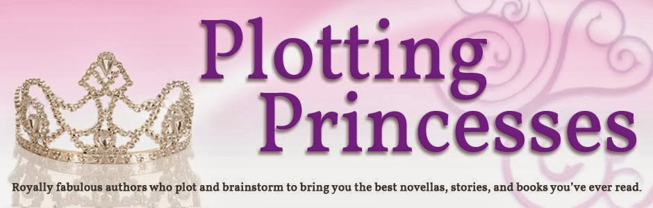 #PlottingPrincesses