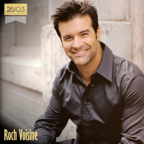 26 de marzo | Roch Voisine - @RochVoisineRVI | Info + vídeos
