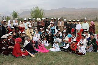 Manas epic songs of the Kirgiz people in China, ETHNIKKA blog for human Cultural Knowledge