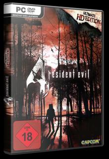 Resident Evil 4 HD PC Game Full Skidrow