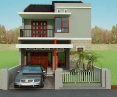Contoh Aneka Model Pintu Rumah Minimalis Terbaru Modern